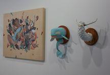 Studio&Gallery / Tienda taller en C/d´en Mònec  Barcelona