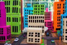 Miniature city project