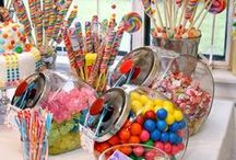 Candy Bar and other decorations (kids)
