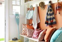 Room: mud/laundry / by Simone Halpin