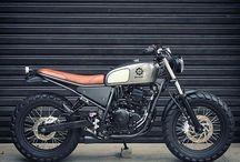 Custom Yamaha Scorpio 225