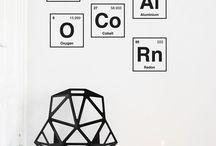 Science decor