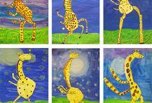 Groovin' Art Project Ideas