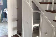 skříň pod schody