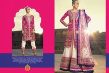Pearl-BZ / Pure Georgette with Heavy Embroidery + Pure Banrshi Jaq with Pure Dupatta ( MOQ Full )