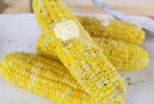 Corn on Cob .. Maize cook & tips