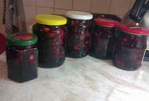 recepty / pečený čaj,zavařování