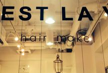 HairMakeC'ESTLAVIE / It is a beauty salon HairMakeC'ESTLAVIE in Yodogawa-ku, Osaka of Japan!