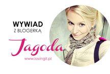 Wywiady / Wywiady z kreatywnymi osobami, blogerkami i kobietami biznesu. / by Urszula Phelep Kreatywny Marketing