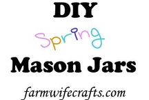 Let's Get Crafty / A collection of crafts that we need to try!