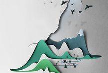 PaperArt Inspiration