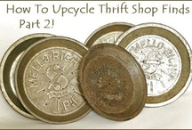 UPcycling, REcycling, Junkcycling