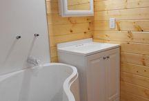 Crib bathroom