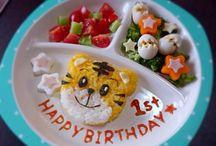 誕生日 料理