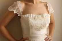 Cream of the Crop~The Best Handmade Wedding Dresses