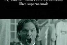 supernatural / tv series
