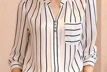 estili de blusas formales