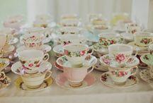 tea / by Kim Lewis