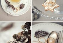 Winter Weddings / It may be cold out, but love keeps it warm! Winter weddings are beautiful, and just because you can't have a warm summer day doesn't mean it can't be perfect! This board is full of wintery, snowy and cozy ideas to have a beautiful wedding.