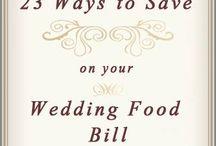 Wedding: Catering/Menu/Bar