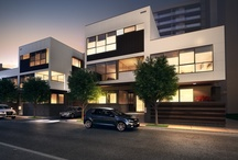 Geographe Townhomes / A collection of 4 luxury freehold homes located in the heart of Victoria Harbour, perfectly positioned on the edge of Victoria Green overlooking the park.