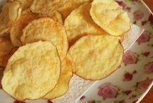 batata Chips de micro