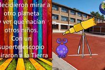 Propuestas digitales para el aula Educación Infantil, Primaria y NEE. #PapelNubeCRIF.