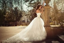Wedding Session Outdoor / The most beautiful shots outdoor of the bride.