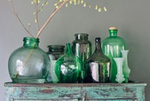 Wonen groen / Woonaccessoires groen