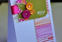 card ideas / by Jessica Newhouse