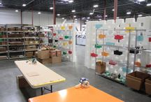 Temporary Wall / Partition Ideas / Need a Temporary Wall or Partition solution. Weather its for the home or place of work, Modular Building Blocks has the answers. Contact us for more information.