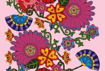 My Colouring / Meditare Colorando