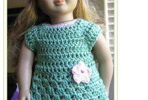 Ropa muñecas barbie... / Dolly Dol