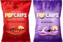 Ping's Popchips / Ping is my sister. Her love of life and all things snackworthy has inspired me to create the best snacks possible.  At Ping's we believe there's a better way to snack. We've taken a stand against the greasy and the boring by making snacks that are super tasty and all natural. That means no crazy sugar-highs, no greasy fingers and no artificial nasties. In the search for snacking nirvana, we're happy to say, WE'VE CRACKED IT!