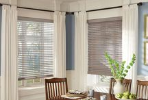 WINDOW COVERINGS / Beautiful ideas for window coverings for your home or office