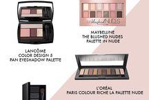 Eyes MakeUp / Eyeliner|Eyeshadow|Eyebrow|Mascara Product