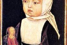 1500 1540s Children