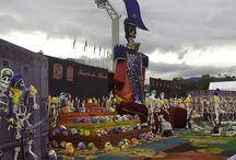 Día de muertos 2015. UNAM P6