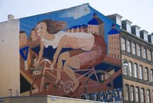 Bike Graffiti