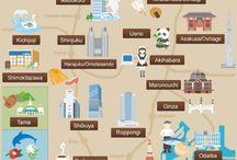 TOKYO travel moodboard