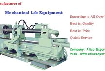 Mechanical Lab Equipment Manufacturer / Pictures with information about mechanical products.