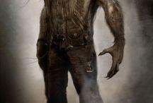 Werewolf ● Male