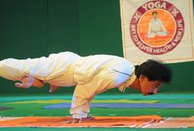 Difficult Yogasanas / Difficult Yogasanas must be learnt under the guidance of Yoga Guru.For details visit http://www.delampady.com/asanas/difficult-yogasanas/