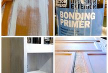 Home projects / by Melinda Pendley