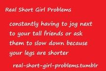 Short girl probs / Being 5'2 can be difficult...