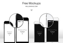 ] Mobile Mockups, Layouts / for AppsDesign Studio. Research Mobile Mockups, Layouts.