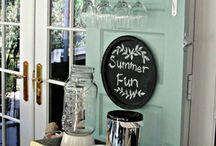 ideas muebles verano