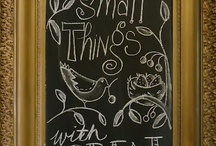 Chalkboards / by Cristie L. Thomas