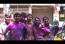 Walk through the images of the Holi in Chennai 2013