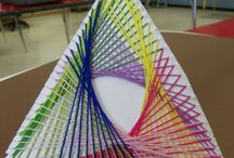 String Art / İp Sanatı